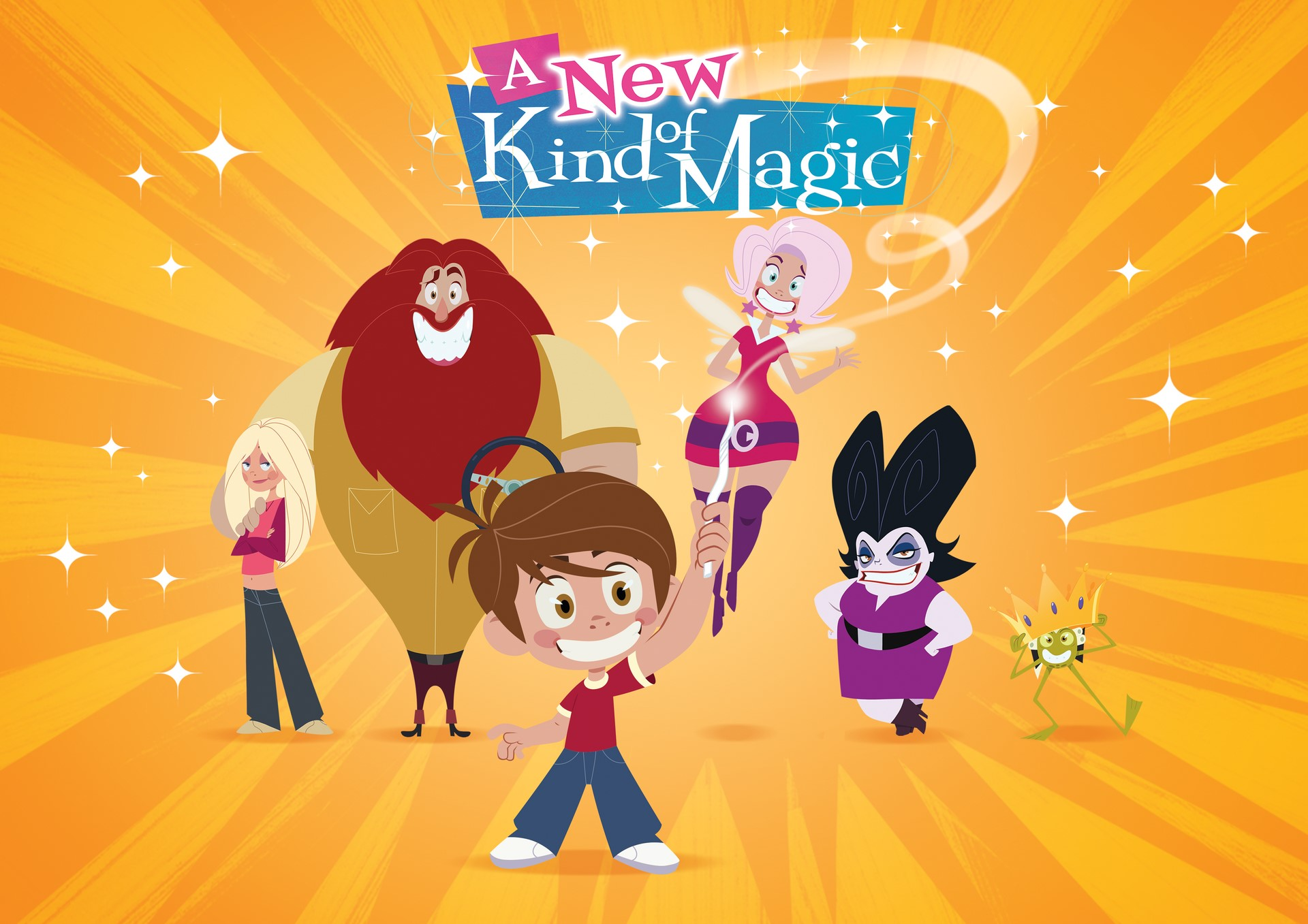 A magic of kind exclusive photo