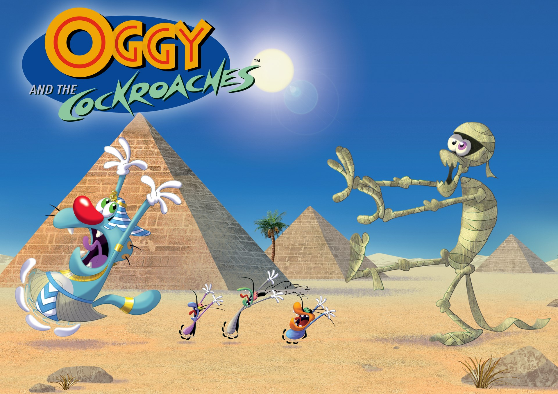 Oggy And The Cockroaches Xilam Animation