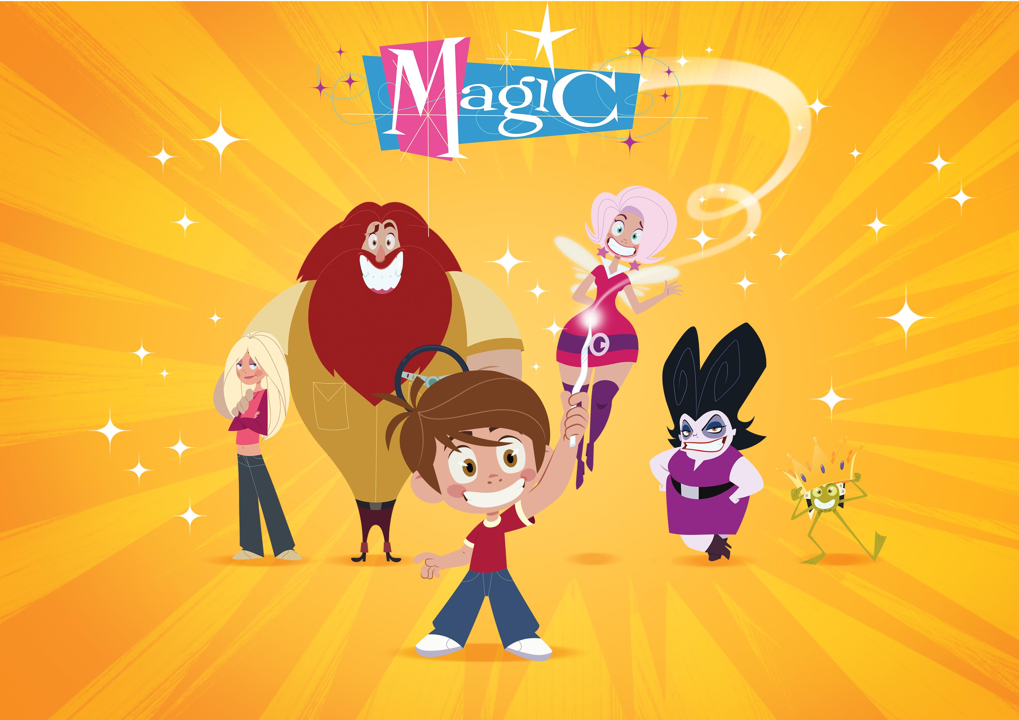 Magic Xilam Animation