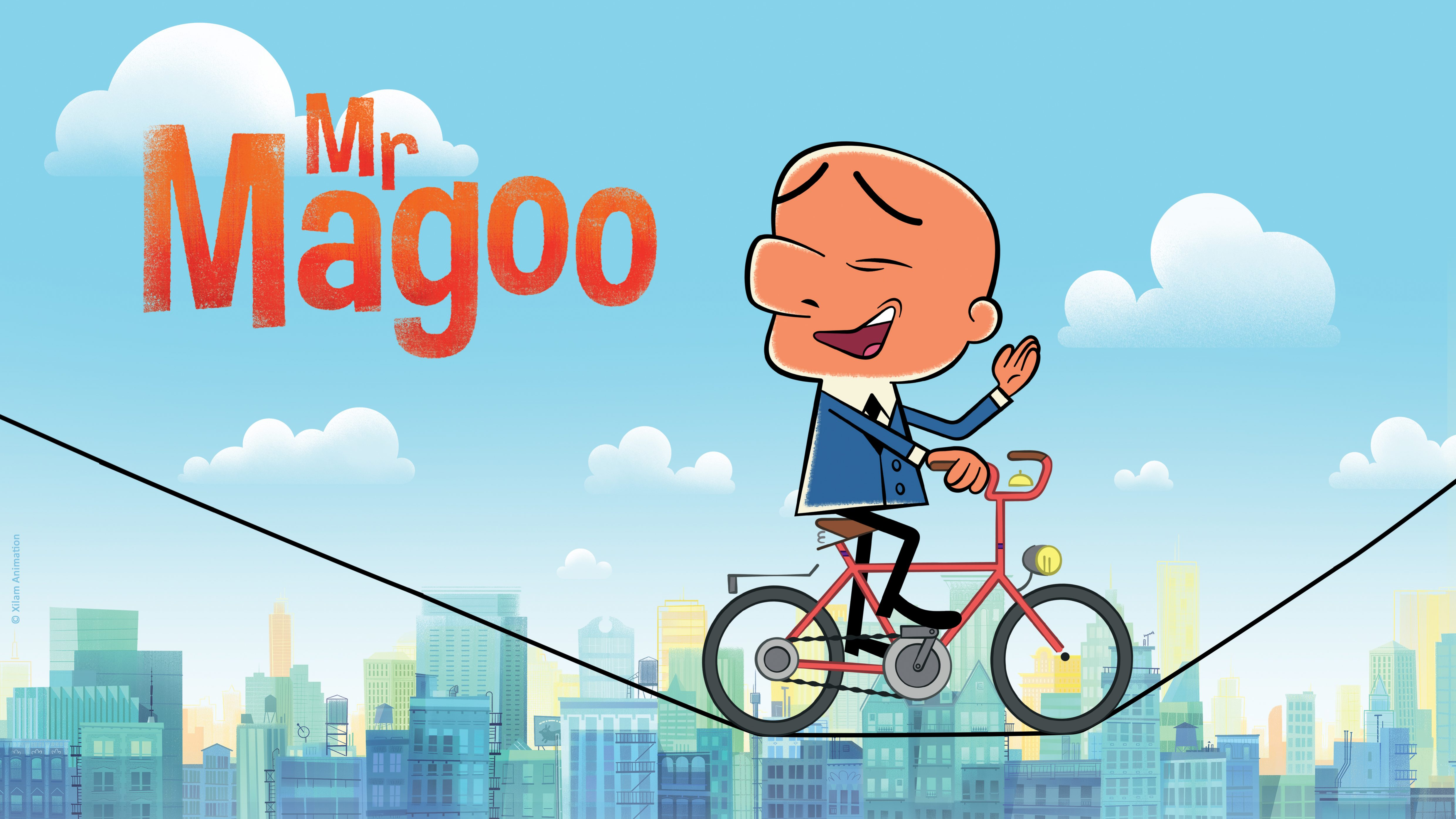 Xilam Animation's Mr Magoo to Break Into the US – Xilam animation